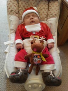 Thomas' First Christmas